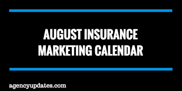 August Insurance Marketing