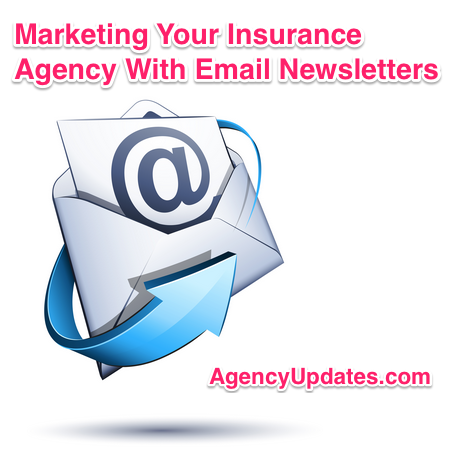 Email Newsletter Insurance Agency