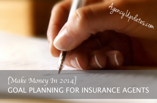 Simple Insurance Agency Goal Planning