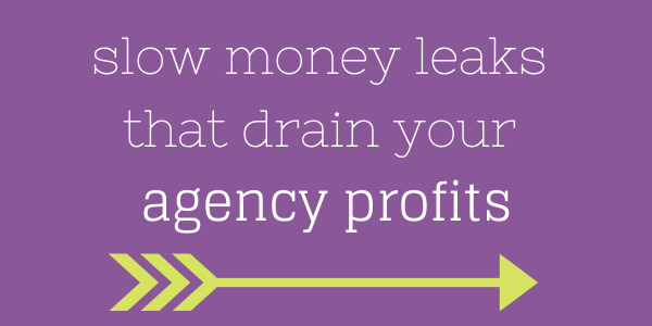 slow money leaks that are draining your