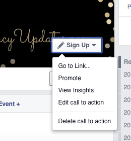 Facebook Call To Action 2