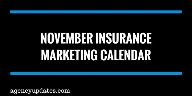 november insurance marketing