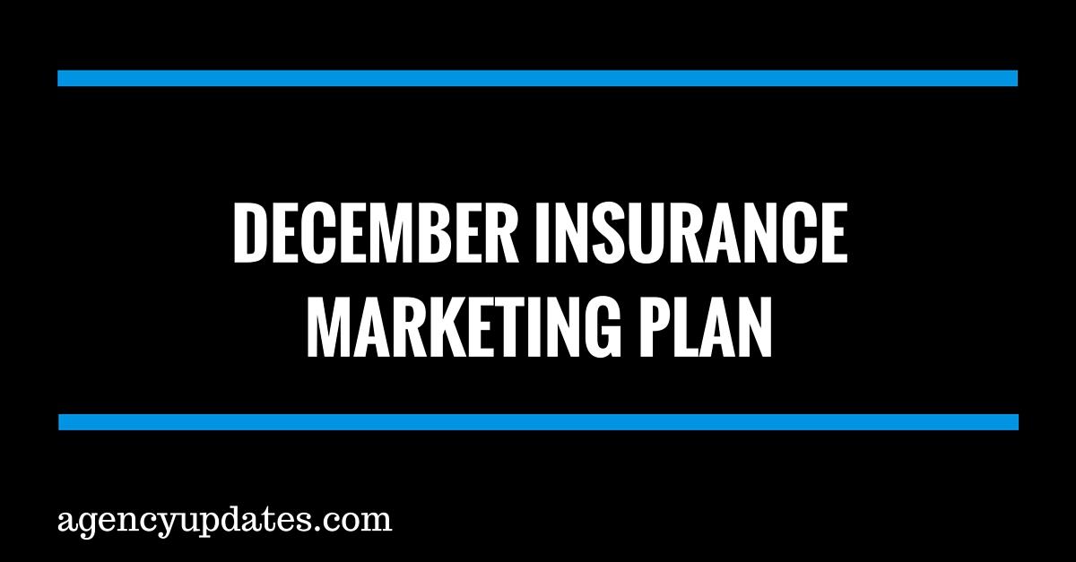 December Insurance Marketing