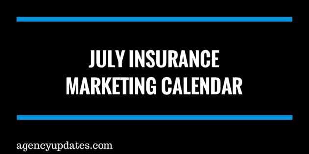 july insurance marketing