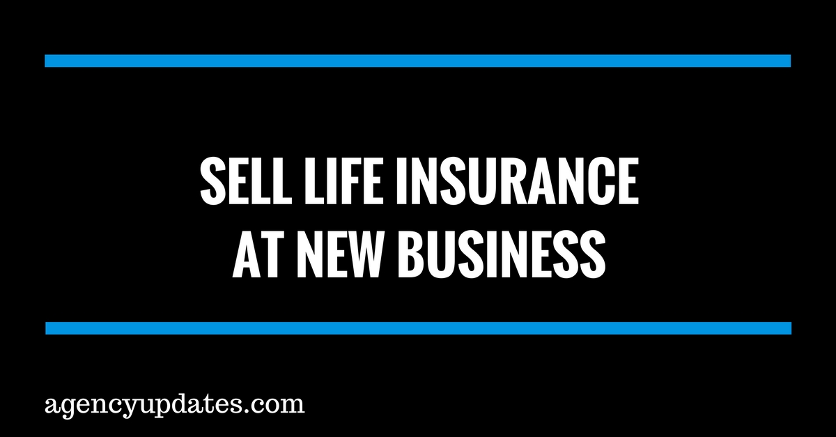 sell life insurance