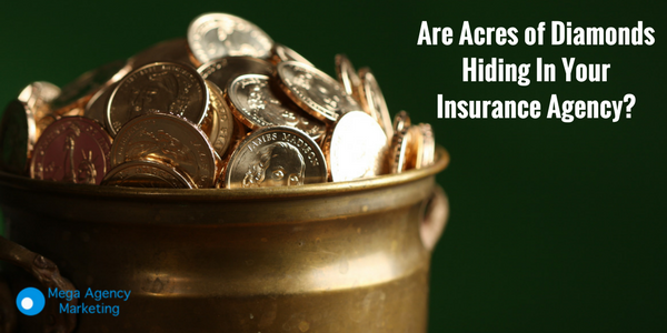 Are Acres of Diamonds Hiding In Your Insurance Agency?