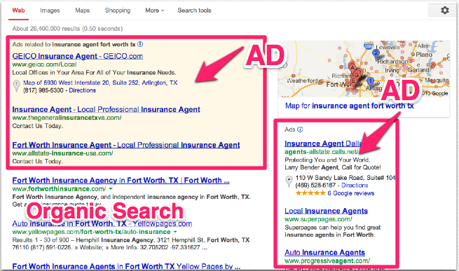 Google Ads For Insurance Agents Agency Updates Insurance Marketing
