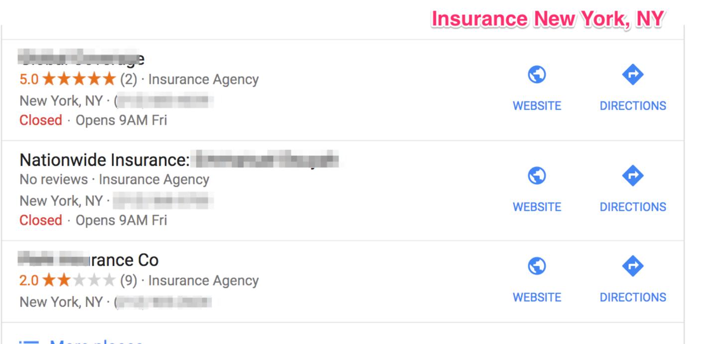 Reputation Management - Agency Updates - Insurance Marketing